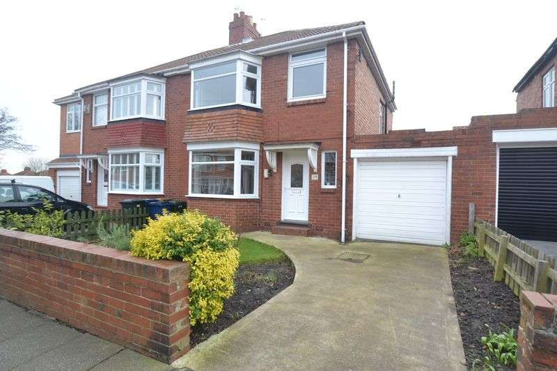 3 Bedrooms Semi Detached House for sale in Stanley Grove, Newcastle Upon Tyne