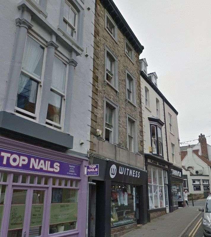 7 Bedrooms Maisonette Flat for sale in Flowergate, Whitby