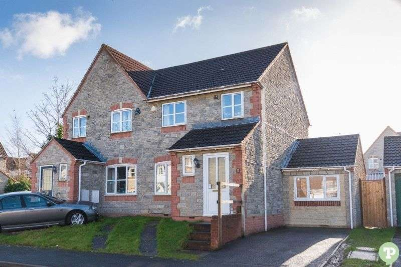 4 Bedrooms Semi Detached House for sale in Firs Meadow, Oxford