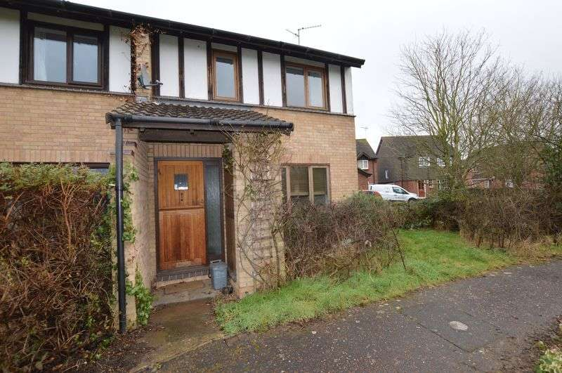 2 Bedrooms Terraced House for sale in Woodhall Rise, Peterborough