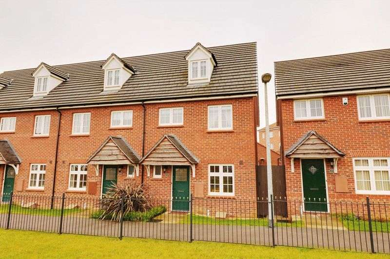 3 Bedrooms Terraced House for sale in Clipson Crest, Barton-Upon-Humber