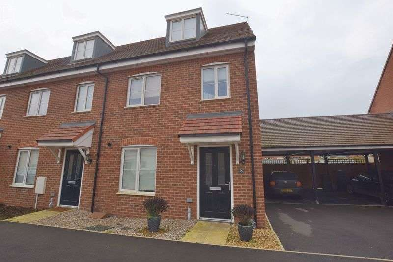 3 Bedrooms House for sale in Maldives Terrace, Bletchley, Milton Keynes