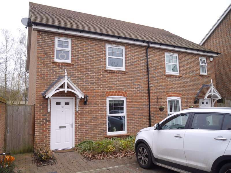 3 Bedrooms Semi Detached House for sale in Barrowfields Close, West End