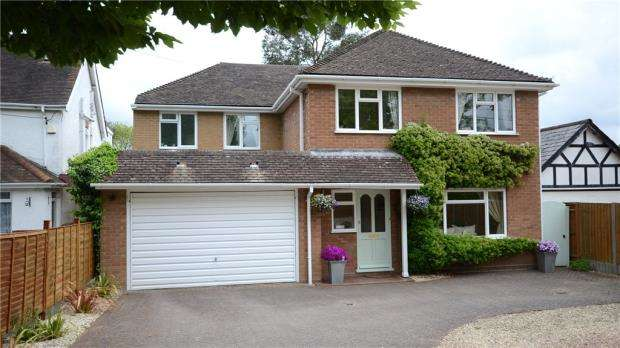 5 Bedrooms Detached House for sale in Watmore Lane, Winnersh, Wokingham