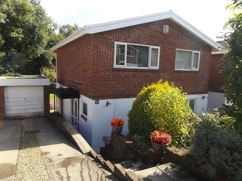 4 Bedrooms Detached House for sale in Coed Y Pia, Llanbradach, Caerphilly
