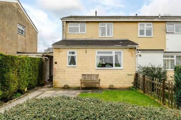3 Bedrooms End Of Terrace House for sale in Forrester Green, Colerne, Chippenham, Wiltshire