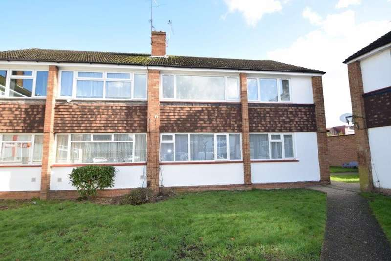 2 Bedrooms Maisonette Flat for sale in Farnham Road, Slough, SL1