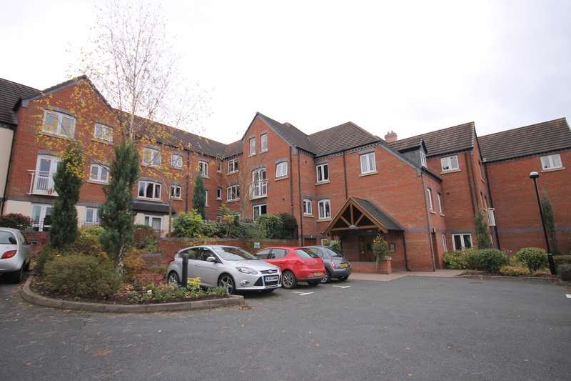 1 Bedroom Apartment Flat for sale in Whittingham Court, Droitwich Spa