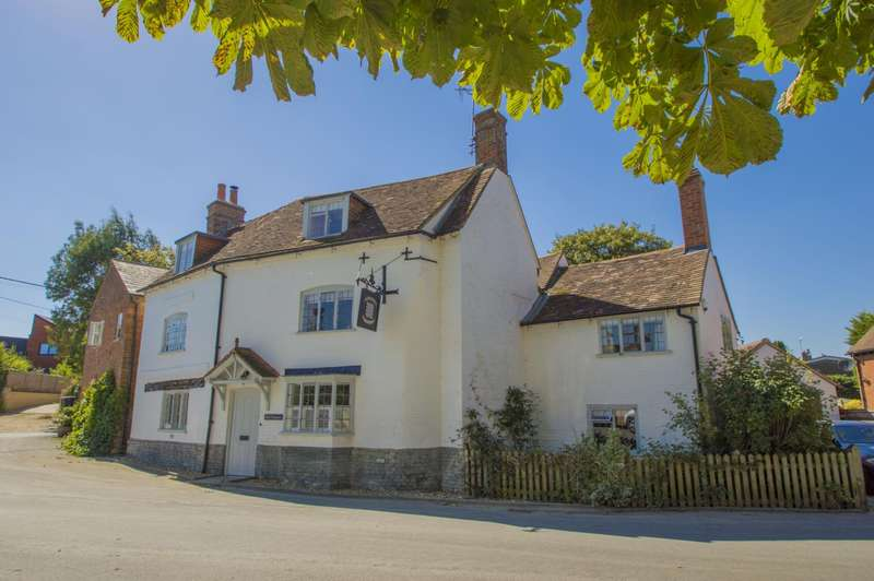 5 Bedrooms Detached House for sale in Bridge End, Dorchester-On-Thames, Wallingford, OX10