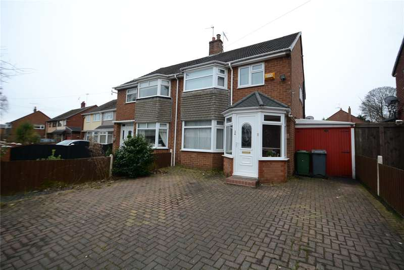 3 Bedrooms Semi Detached House for rent in Ronaldsway, Upton, Wirral