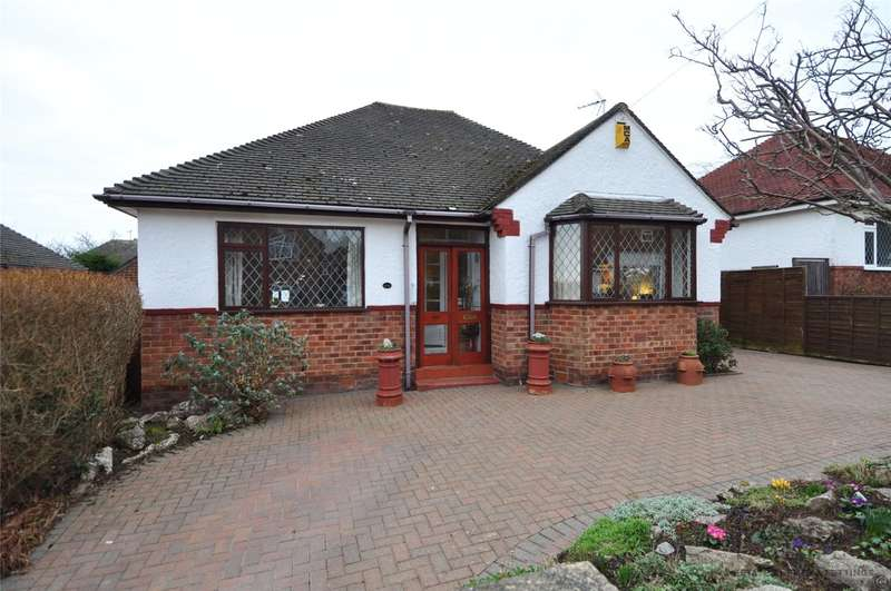 2 Bedrooms Detached Bungalow for sale in Hillside Road, West Kirby, Wirral