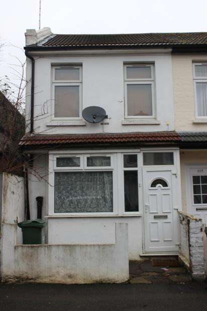 2 Bedrooms End Of Terrace House for sale in Forest Gate, London, England
