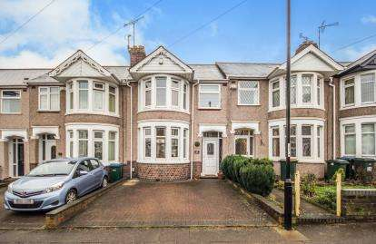 3 Bedrooms Terraced House for sale in Lavender Avenue, Coundon, Coventry