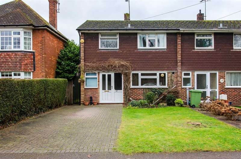 3 Bedrooms End Of Terrace House for sale in College Road, Sittingbourne