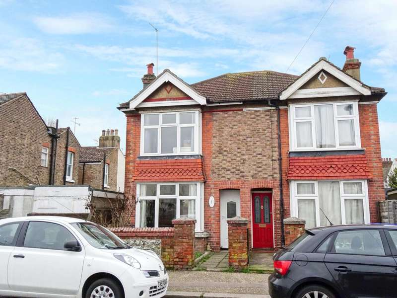 2 Bedrooms Semi Detached House for sale in Wigmore Road, Broadwater, Worthing, BN14