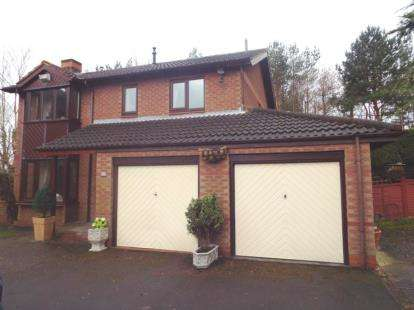 4 Bedrooms Detached House for sale in Leaplish, Fatfield, Washington, Tyne and Wear, NE38