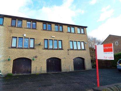 2 Bedrooms Terraced House for sale in The Arches, Claremount Road, Halifax, West Yorkshire
