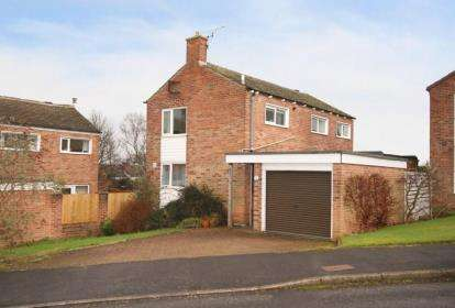 3 Bedrooms Detached House for sale in Hanbury Close, Dronfield, Derbyshire