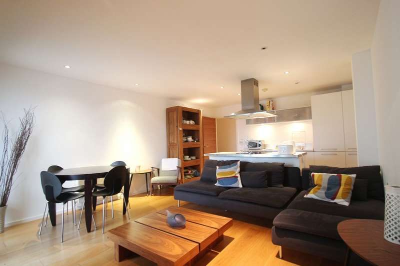 2 Bedrooms Apartment Flat for sale in Base Apartments, Ecclesbourne Road, Islington, N1