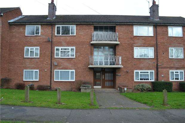 2 Bedrooms Flat for sale in Holyhead Road, Coundon, Coventry, West Midlands