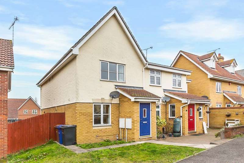 2 Bedrooms Semi Detached House for sale in Newburgh, Grays