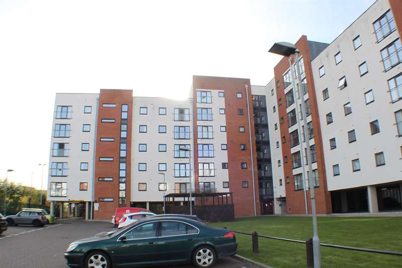 2 Bedrooms Flat for sale in Pilgrims Way, Salford
