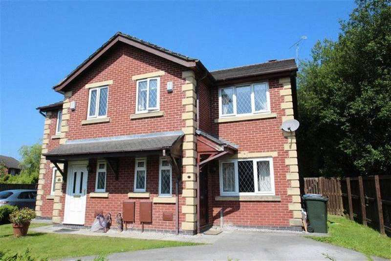 3 Bedrooms Property for sale in Oxford Way, Shawclough, Rochdale, Lancashire, OL12