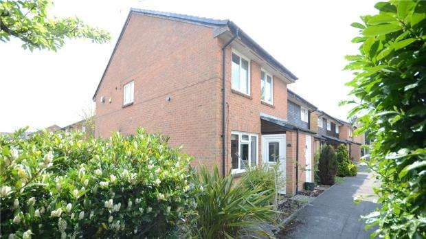 1 Bedroom Maisonette Flat for sale in Binbrook Close, Lower Earley, Reading