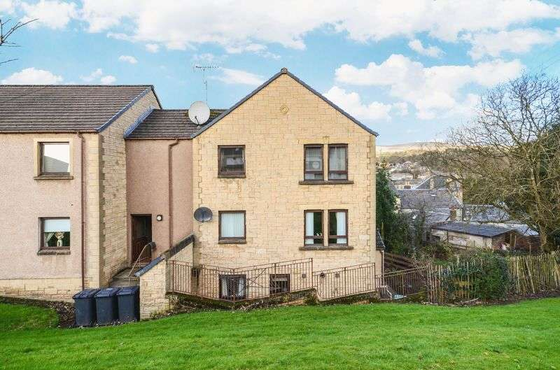 2 Bedrooms Flat for sale in Market Court, Kilsyth