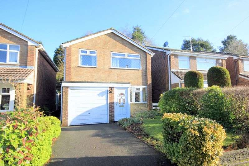 3 Bedrooms Detached House for sale in Chase Walk, Lightwood
