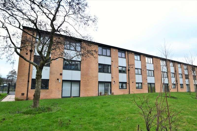 2 Bedrooms Flat for sale in Church Green, Salford