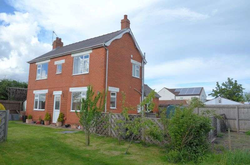 2 Bedrooms Detached House for sale in Field Lane, Bardney, Lincoln
