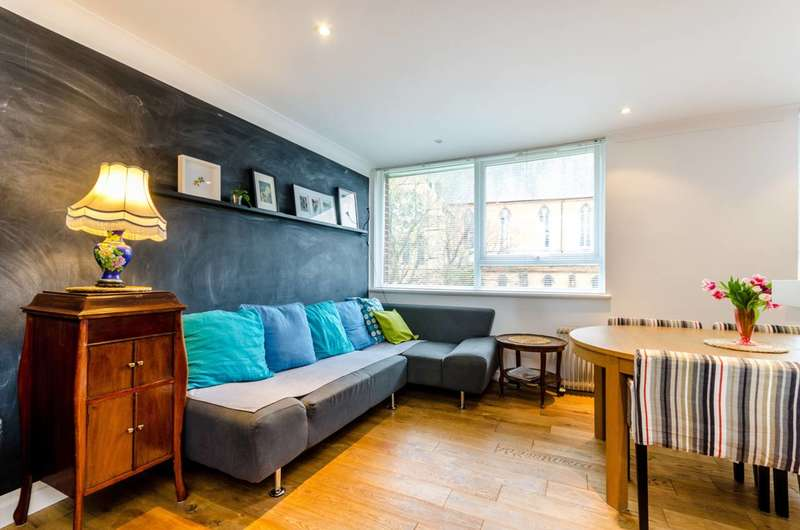 2 Bedrooms Flat for sale in Sylvan Road, Crystal Palace, SE19