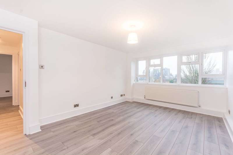 2 Bedrooms Flat for sale in Acacia Road, Wood Green, N22