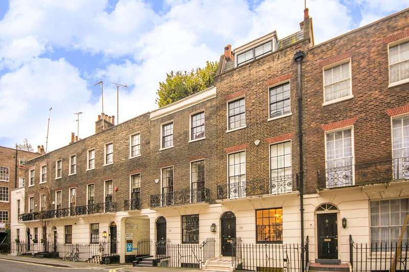 2 Bedrooms House for sale in Portsea Place, Hyde Park Estate, W2