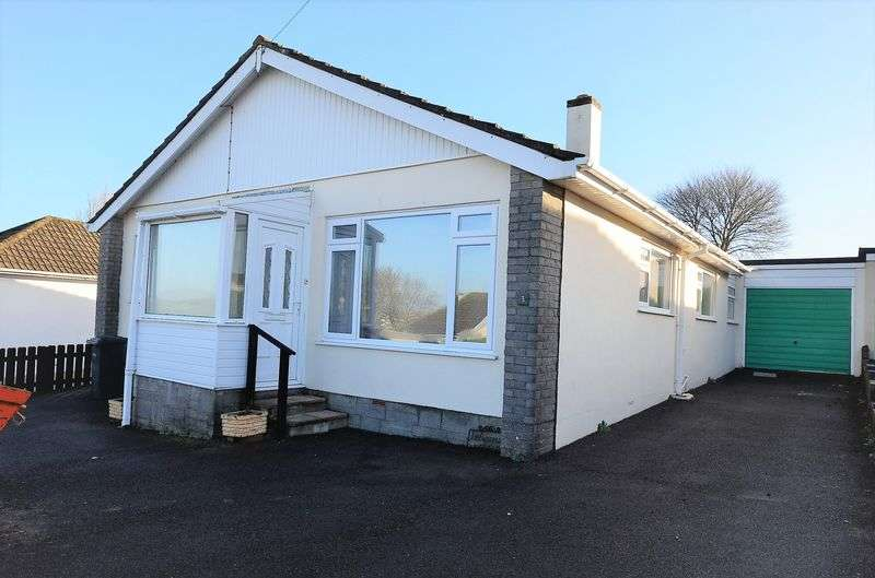2 Bedrooms Bungalow for sale in DAVIES AVENUE, WHITEROCK, PAIGNTON.,