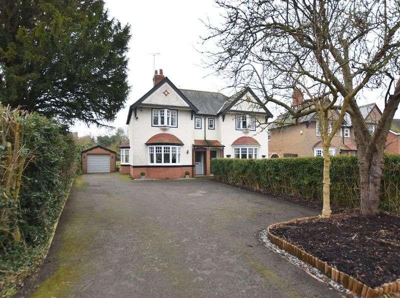 3 Bedrooms Semi Detached House for sale in Wellingborough Road, Rushden