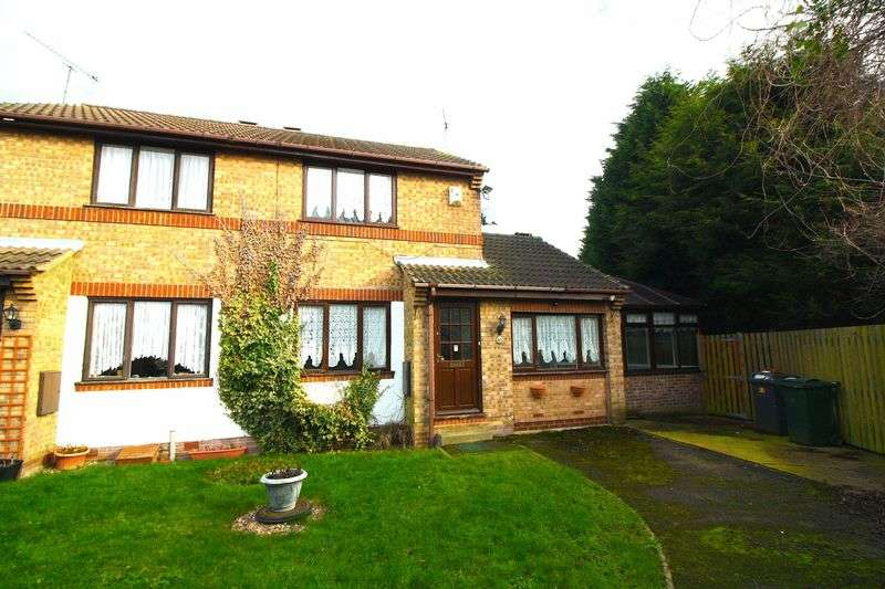 2 Bedrooms House for sale in Grange Court, Bentley
