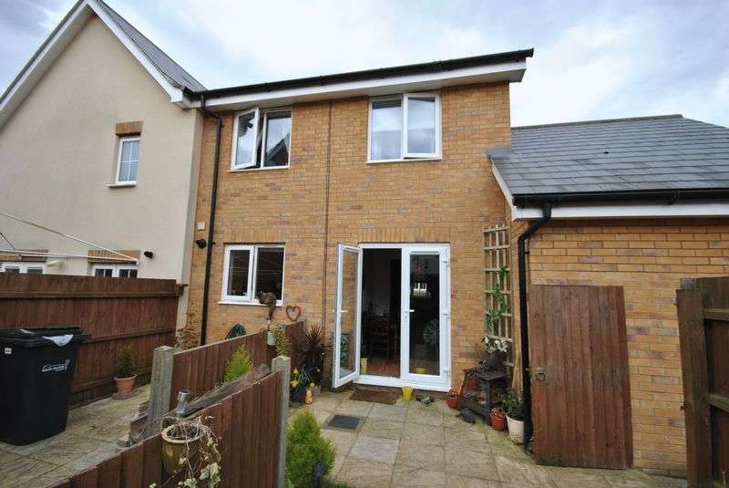 3 Bedrooms Terraced House for sale in Heron Road, Norwich