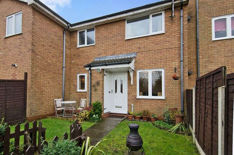 1 Bedroom Terraced House for sale in Apple Walk, Heath Hayes, Cannock