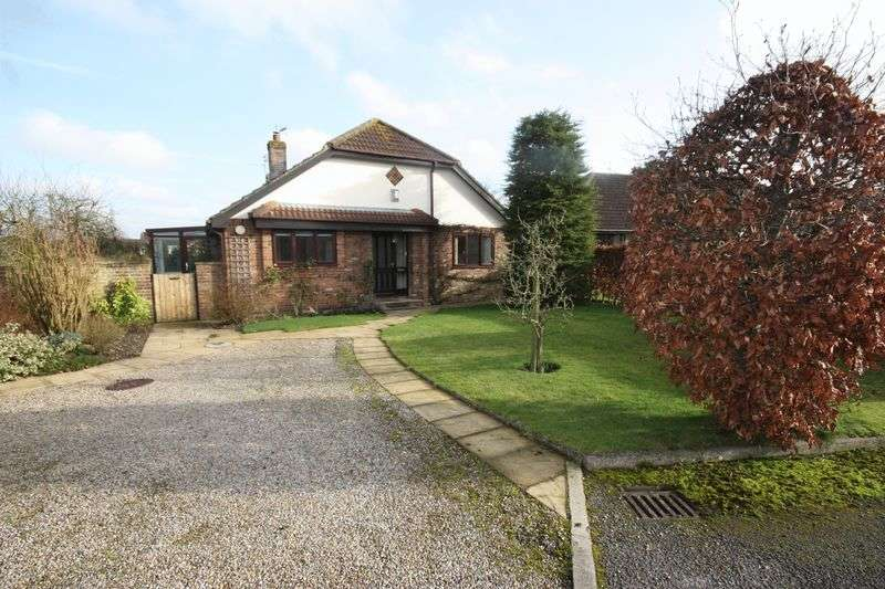 3 Bedrooms Detached Bungalow for sale in ** NO FORWARD CHAIN** The Cloisters, Wilberfoss