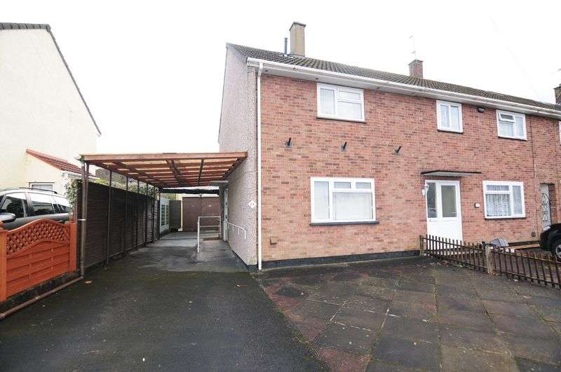 2 Bedrooms Semi Detached House for sale in Craydon Road, Stockwood, Bristol, BS14 8HB