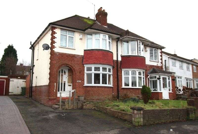 3 Bedrooms Semi Detached House for sale in Parkes Hall Road, Woodsetton