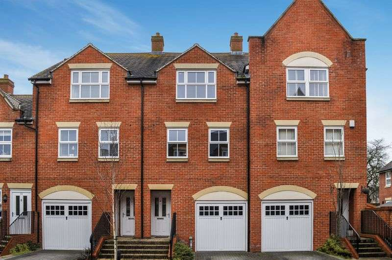 4 Bedrooms House for sale in Ock Bridge Place, Abingdon