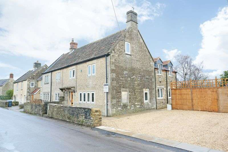 4 Bedrooms Semi Detached House for sale in The Street, Broughton Gifford