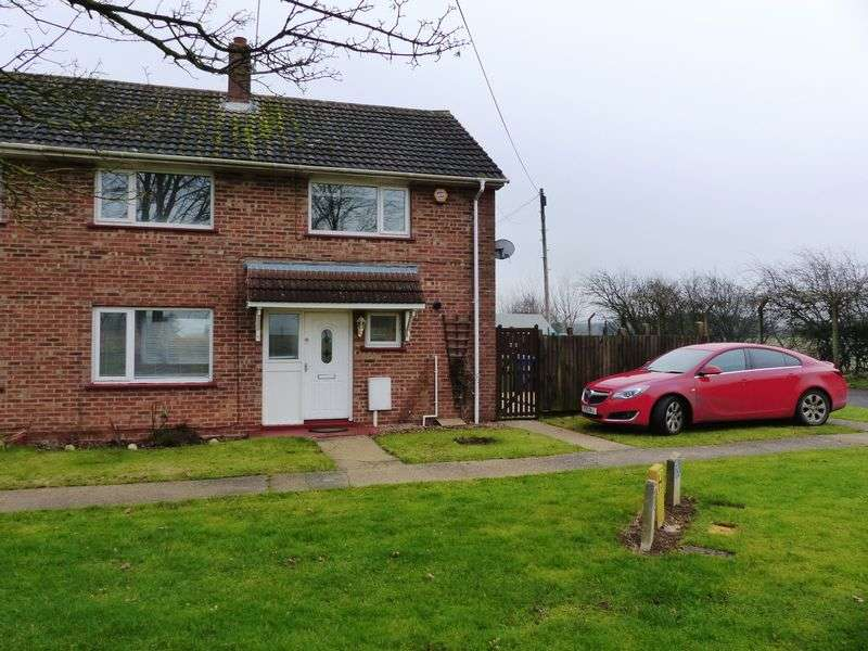 3 Bedrooms Semi Detached House for sale in Westmoreland Avenue, Scampton