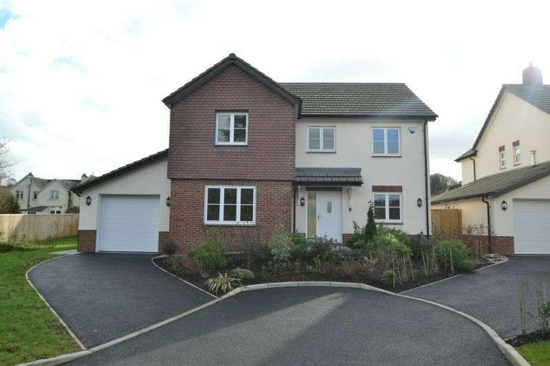 4 Bedrooms Detached House for sale in MEADOWSIDE, VENN OTTERY ROAD, NEWTON POPPLEFORD, NR EXETER, DEVON