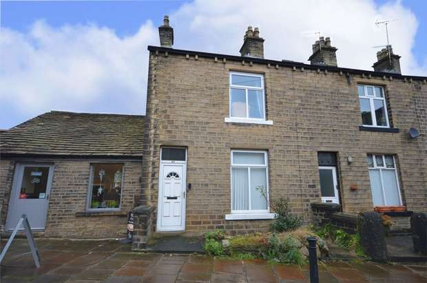 3 Bedrooms End Of Terrace House for sale in Bridge Street, Slaithwaite, HUDDERSFIELD, West Yorkshire