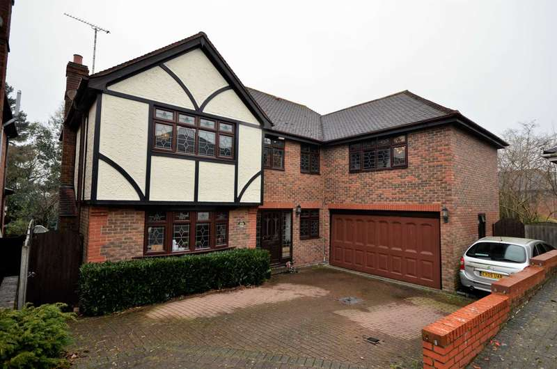 6 Bedrooms Detached House for sale in Summerdale, Billericay