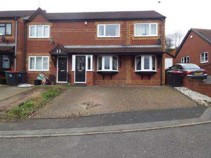 3 Bedrooms Semi Detached House for sale in Imperial Rise, Coleshill, Birmingham, Warwickshire